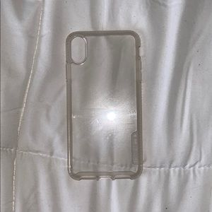 IPhoneXSMax Clear Case